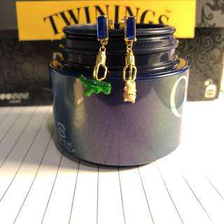 N2 earrings