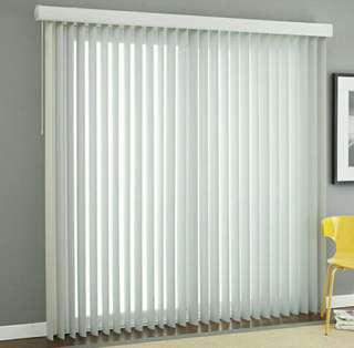 Tirai vertical blinds