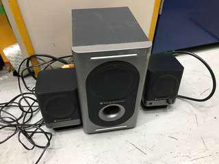Altec Lansing Amplified 221 Speaker