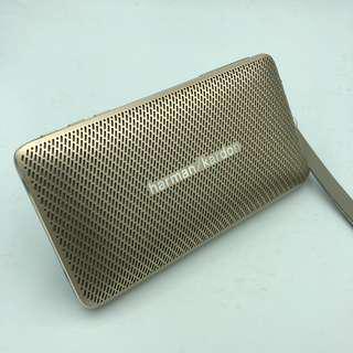 🔊 Harman Kardon Esquire Mini Portable Bluetooth conference speaker gold