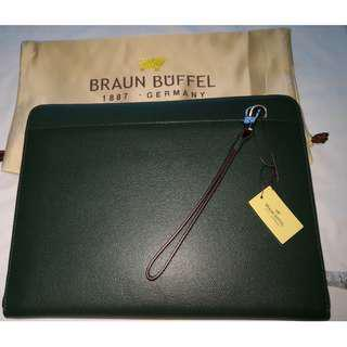 BNIB Braun Buffel Morrison Document Holder
