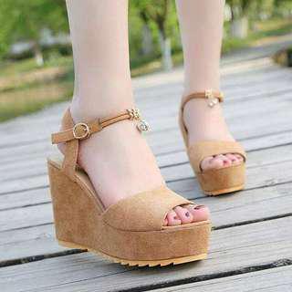🌹Korean Wedge Sandals