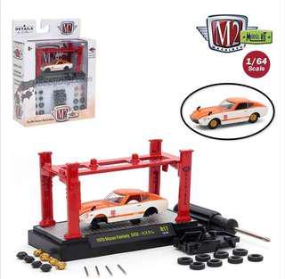 M2 Machines 1/64 Nissan Fairlady Z432 not s30 Z30 tomica tiny tomytec hotwheels