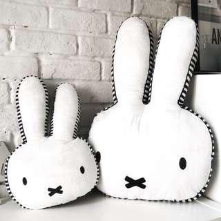 Bunny Head Cushion Pillow - Ready Stock
