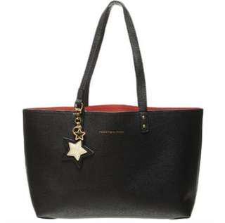 🚚 Tommy Hilfiger Reversible Tote Bag-Stars