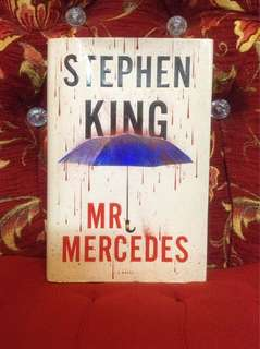[NEW HARDCOVER] Mr Mercedes by Stephen King