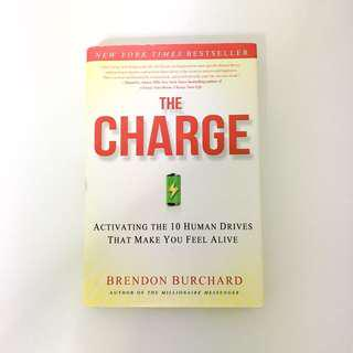 The charge Brendon burchard book