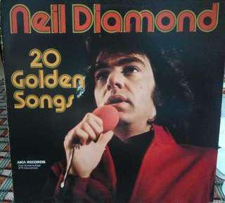 Neil diamond 20 Golden songs
