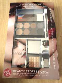 Universal Radiance The Face & Eyes Cosmetic Collection