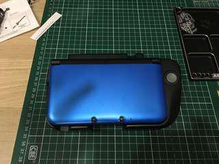 Nintendo 3ds XL with circle pad pro