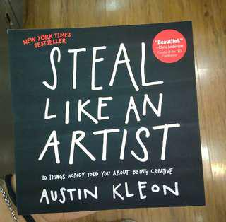 🚚 Steal Like An Artist by Austin  Kleon