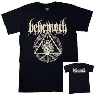 Behemoth metal shirt