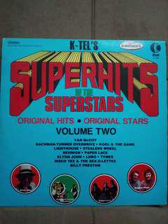 Superhits of the superstar-K-Tels