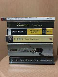 Old Books - Classics