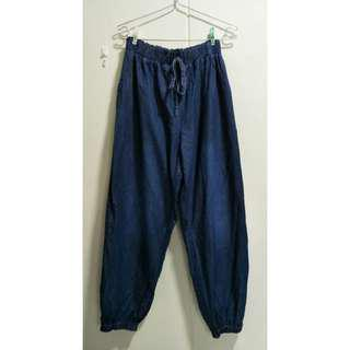 🚚 Harem-Style Jeans (2ndhand)