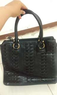 Elizabeth Black Bag