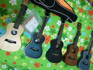 Inc pos brand new Ukulele with accessories
