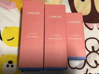 🚚 Laneige Fresh Calming Series