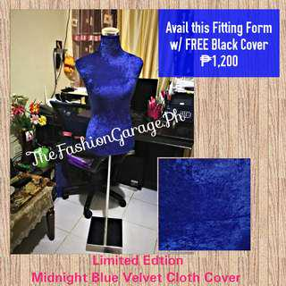Fitting Form Mannequin with Free Cloth Cover