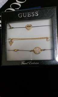 Guess wristlace 手鏈
