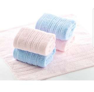 Anti Bacterial and 4 time absorbent Bamboo Fiber handkerchief