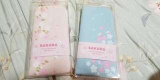 櫻花扁筆袋