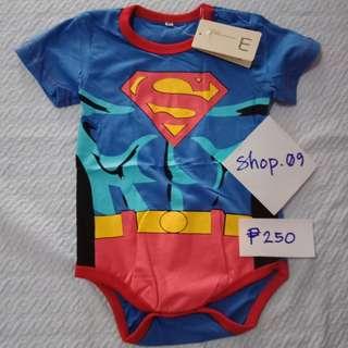 Baby Romper Superman Onesie