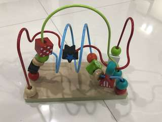 Toddler IQ Toy