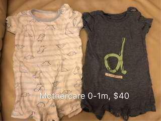 Baby clothes 嬰兒寶寶衣服