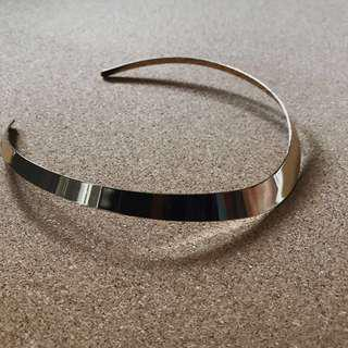 H&M Gold Choker Necklace