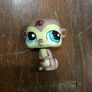 LPS Pink Meerkat (Authentic)