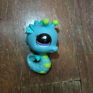 LPS sparkle Seahorse (Authentic)