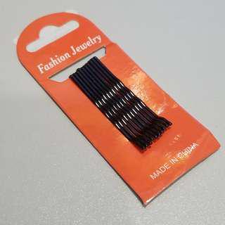 【全新包郵】一字髮夾 hair clip X10
