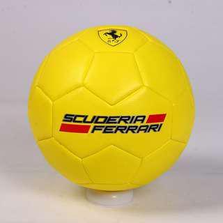 (New) Original Scuderia Ferrari Official Licensed Football - Yellow #UNDER90