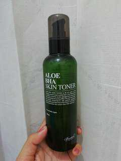 Aloe bha skin toner