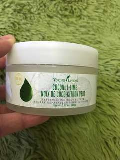 Young Living Coconut Lime Body Butter