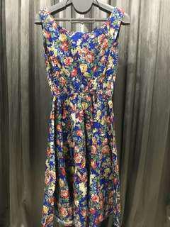 Taissa Floral Dress