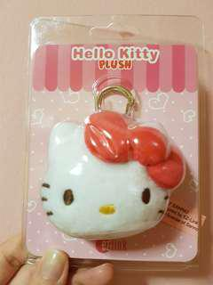 *New* Hello Kitty Plush Ez-link / mrt card