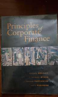 Principles of Corporate Finance by Brealey et al