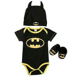 NEW! Romper Batman