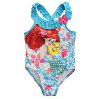 NEW! Baju Renang Princess Ariel