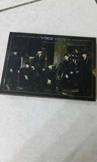 🚚 VIXX / 巫毒娃娃【CD+DVD豪華寫真特別盤】