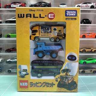 Tomica Wall-E Boxset