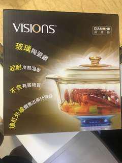 康寧透明鍋 4.1 Litre