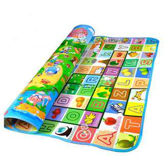 Double Sided Baby Crawling Play Mat