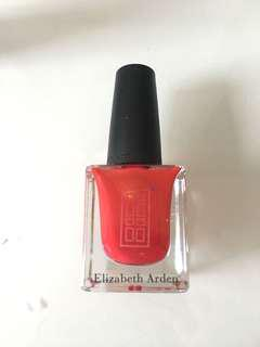 Elizabeth Arden Red Nail Polish