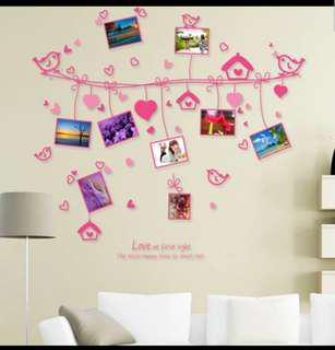 牆貼  Wall Sticker