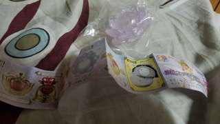 Sailor moon 銀水晶 扭蛋