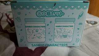 Sanrio 一番抽 小瓶 2個