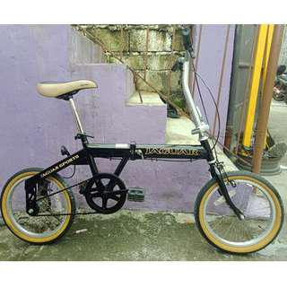 JAGUAR FOLDING BIKE (FREE DELIVERY AND NEGOTIABLE!)